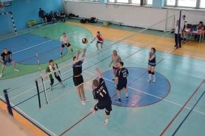 Открытое Первенство по смешанному волейболу, посвященное Международному женскому дню