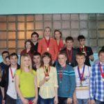 Соревнования по плаванию среди учреждений СПО АГО в зачёт Спартакиады