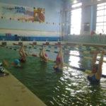 Веселые старты на воде