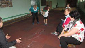 Соревнования среди дошкольных общеобразовательных организаций города по легкоатлетическому троеборью