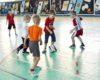 Объявление о наборе в детскую футбольную команду