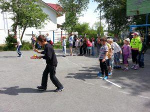 Спортивный праздник, посвященный «Дню защиты детей»