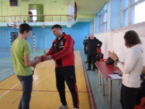 Соревнования по мини-футболу среди учреждений среднего профессионального образования АГО