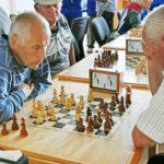 Отчет о соревнованиях по шахматам и шашкам среди старшего поколения