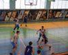 Чемпионат области по баскетболу
