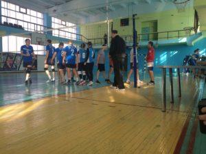 Открытый Чемпионат Асбестовского городского округа по волейболу