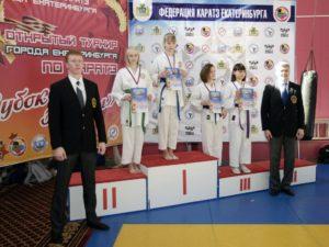 14 открытое Первенство города Екатеринбурга по каратэ
