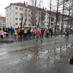 66-ая традиционная легкоатлетическая эстафета на призы газеты «Асбестовский рабочий»