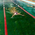 «Социальный час» для пенсионеров в плавательном бассейне «Нептун»