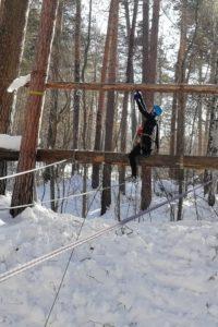 Чемпионат Асбестовского городского округа по спортивному туризму (дисциплина - лыжная)