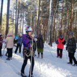 Чемпионат Асбестовского городского округа по спортивному туризму (дисциплина — лыжная)