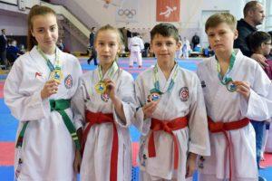 Первенство Свердловской области по каратэ-2019