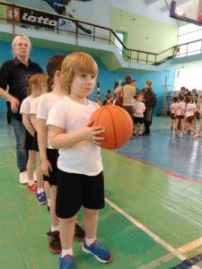 Соревнования по баскетболу «Снайпер баскетбола»