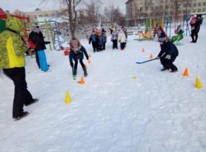 «Веселые старты» для маленьких жителей Асбестовского городского округа