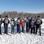 Зимняя спартакиада среди лиц с ограниченными возможностями здоровья