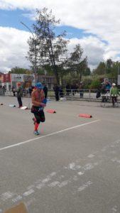 9-ый традиционный легкоатлетический пробег памяти воинов-уральцев, погибших в локальных конфликтах