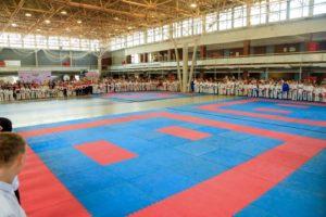 Открытое Первенство города Екатеринбурга по каратэ