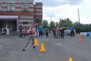 Спортивные игры для детей и взрослых в поселке Красноармейский