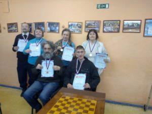Открытый турнир по шашкам среди лиц с ограниченными возможностями здоровья