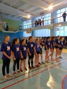 Cоревнования по баскетболу среди общеобразовательных организаций