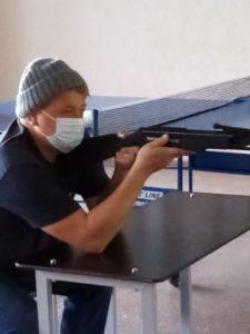 Cоревнования по стрельбе из электронного оружия (инваспорт)