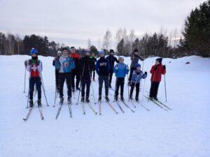 Декада Открытой лыжной гонки «Лыжня России-2021»