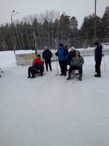 Зимняя спартакиада среди лиц с ограниченными возможностями