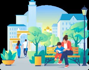 Голосование - Формирование комфортной городской среды