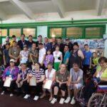 Летняя спартакиада среди лиц с ограниченными возможностями здоровья
