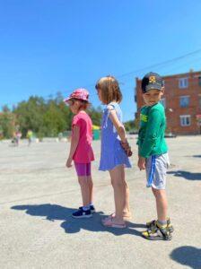 Сельские спортивные игры, посвященные Дню поселка Красноармейский