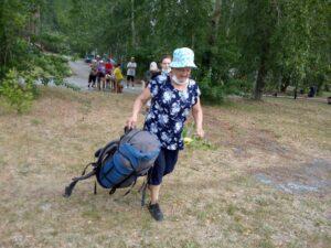 Традиционные соревнования по адаптивному туризму среди лиц с ограниченными возможностями здоровья, посвященные Дню города