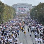 Открыта регистрация участников декады бега «Всероссийский день бега «Кросс Нации-2021»