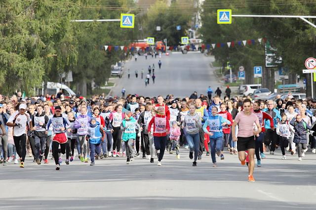 Cтартовала декада бега «Всероссийский день бега «Кросс Нации-2021»